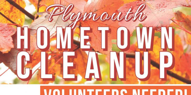 Plymouth's America's Hometown Cleanup